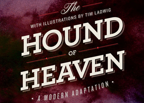 the hound of heaven book